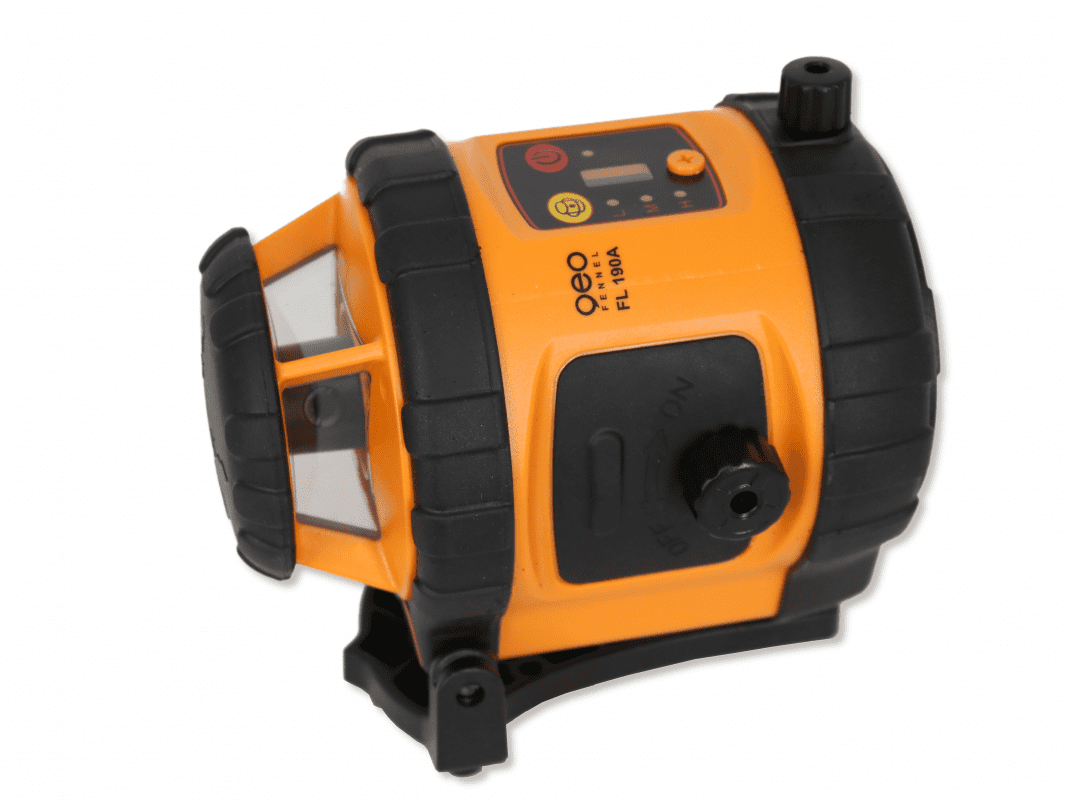 geo-Fennel Rotationslaser vollautomatischer Baulaser FL 200 A-N *NEU*