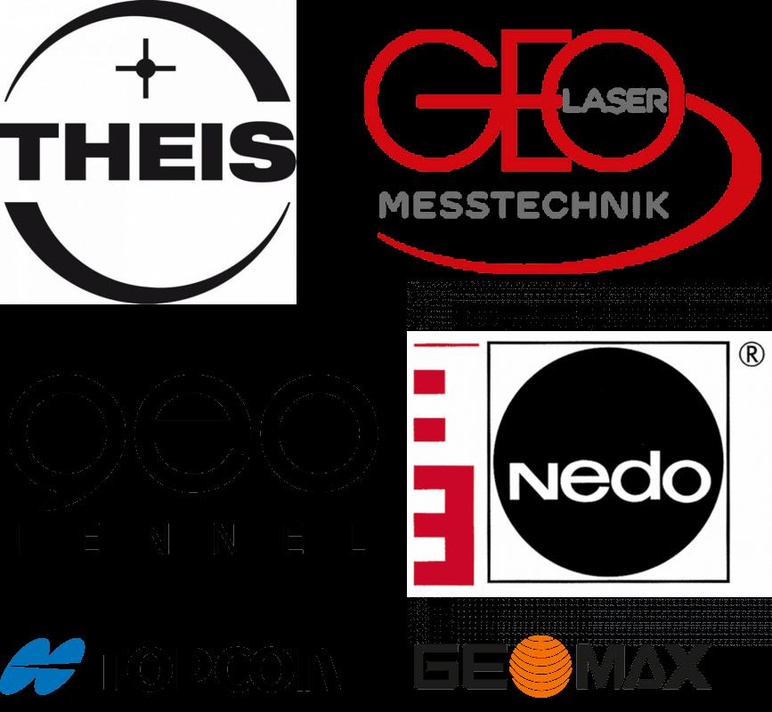 messprofiservice_Collage_Theis_Nedo_Geo_GeoMax_Topcon_geo-Fennel